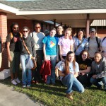 New Orleans Alternate Spring Break crew 2012