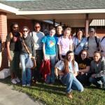 New Orleans Alternate Spring Break crew 2012