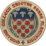 Saint Rose seal in color