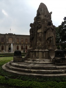 Castillo de Chapultepec (Photo Credit: Oren Rasowsky)