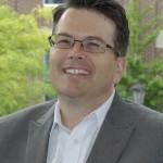 Chris St. Cyr, assistant professor of graphic design