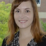 Julia Unger, assistant professor of communication sciences and disorders