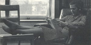 Photo featured in 1973-74 Undergraduate Catalog from the Saint Rose Archives