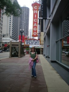 On a trip to Chicago when I was 16- Loved it then and love it now.