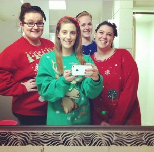 Ugly Christmas Sweater Party (1)