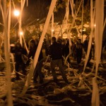 The annual event, TP the Tree, occurs every Halloween at Midnight.