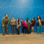Who would have ever guessed that math and art could combine? The United Mathematics Organization (UMO) traveled to Mass MoCA to explore the Sol LeWitt gallery.