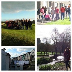 Some highlights from the last Chamber Choir Trip (from my point of view) in 2012!  Photo credit to Genevieve Diller.