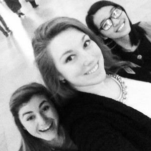 During a break my friends and I ran to Grand Central Station as it was only my 3rd time in the city!