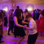 Everyone was having fun on the dance floor during Semiformal.