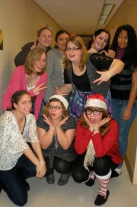 Me and my friends Freshmen year! We had a blast :) Photo taken by Genevieve Diller