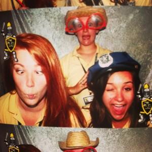Myself, OL Carly, and OL Allyssa