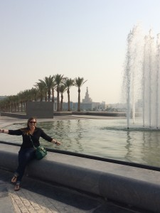 A trip to the Museum of Islamic Art Courtesy of Kelly Hoehn