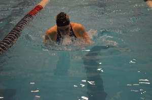 Hall swimming
