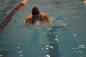 Hall swimming