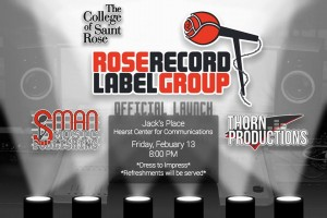 Rose Records Launch
