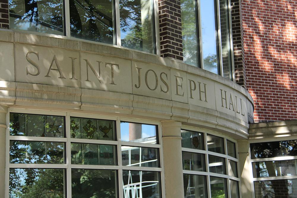 Saint Joseph Hall at The College of Saint Rose.