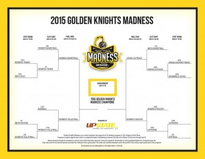 Golden Knights Madness final four
