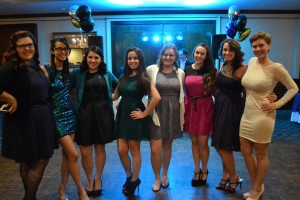 College isn't only about school work! My SEB E-Board and I had a great time at Semi-Formal last year!