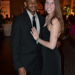 My best friend Erica and her date Gerald