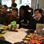 Environmental and English Club at Ghostly Gathering