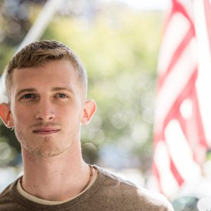 Frankie Houser, veteran