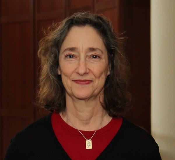 Barbara Ungar, English professor at Saint Rose