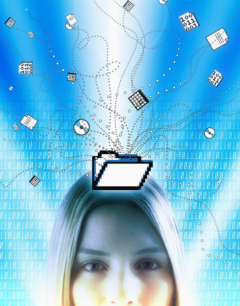 Managing your personal information