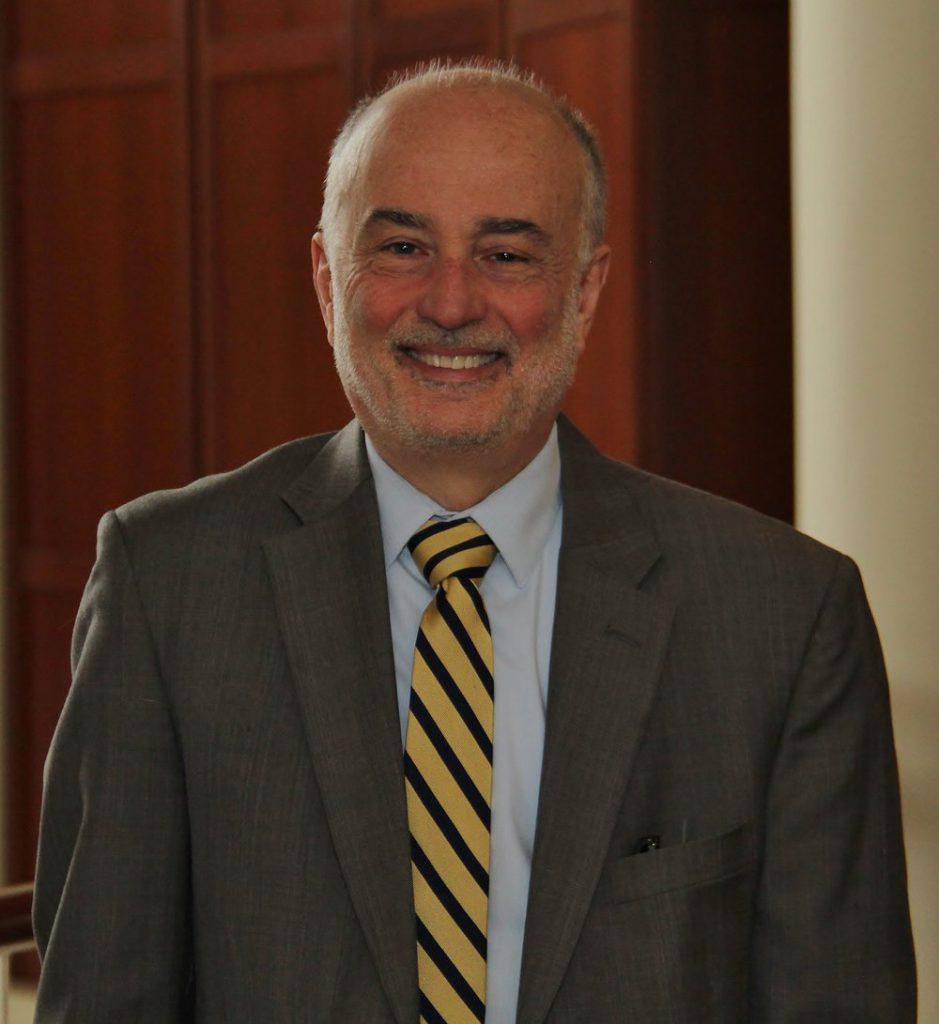 Al Chapleau, professor at Saint Rose