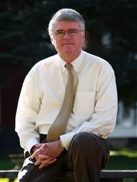 Saint Rose President R. Mark Sullivan
