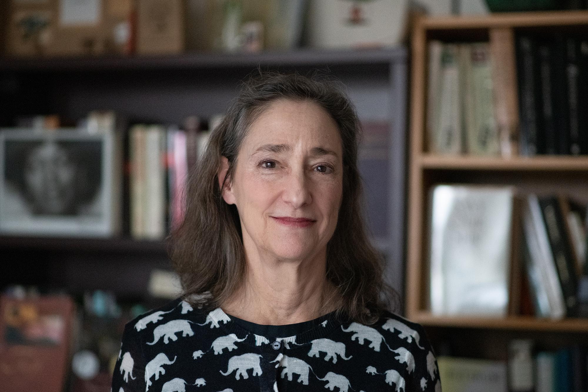 Poet and Saint Rose professor Barbara Ungar