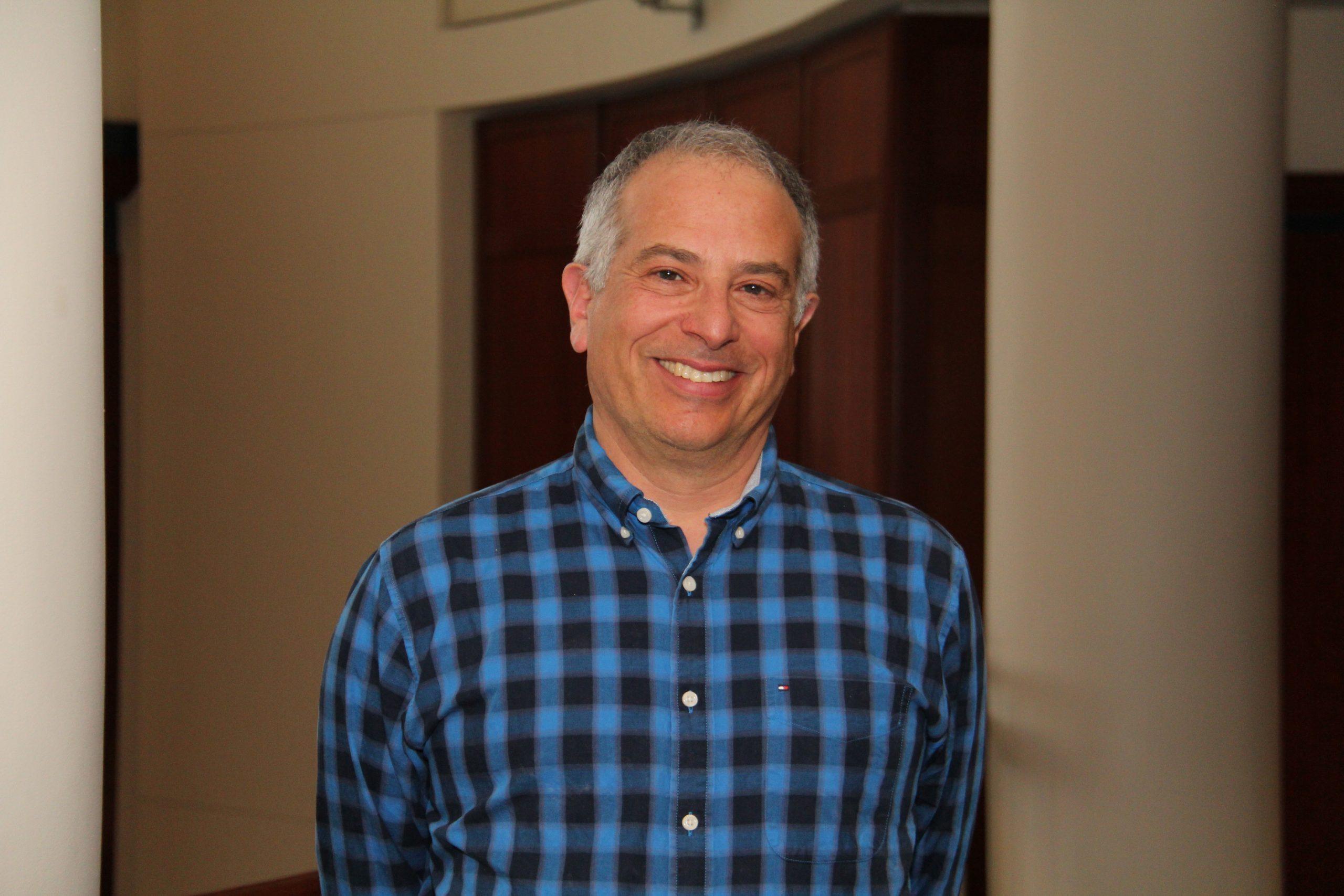 John Avitabile, Saint Rose associate professor of computer science
