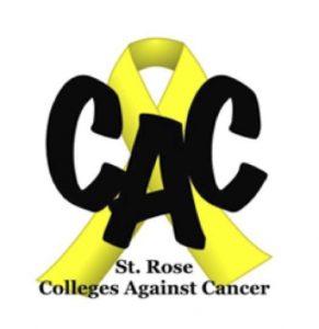 Colleges against cancer logo